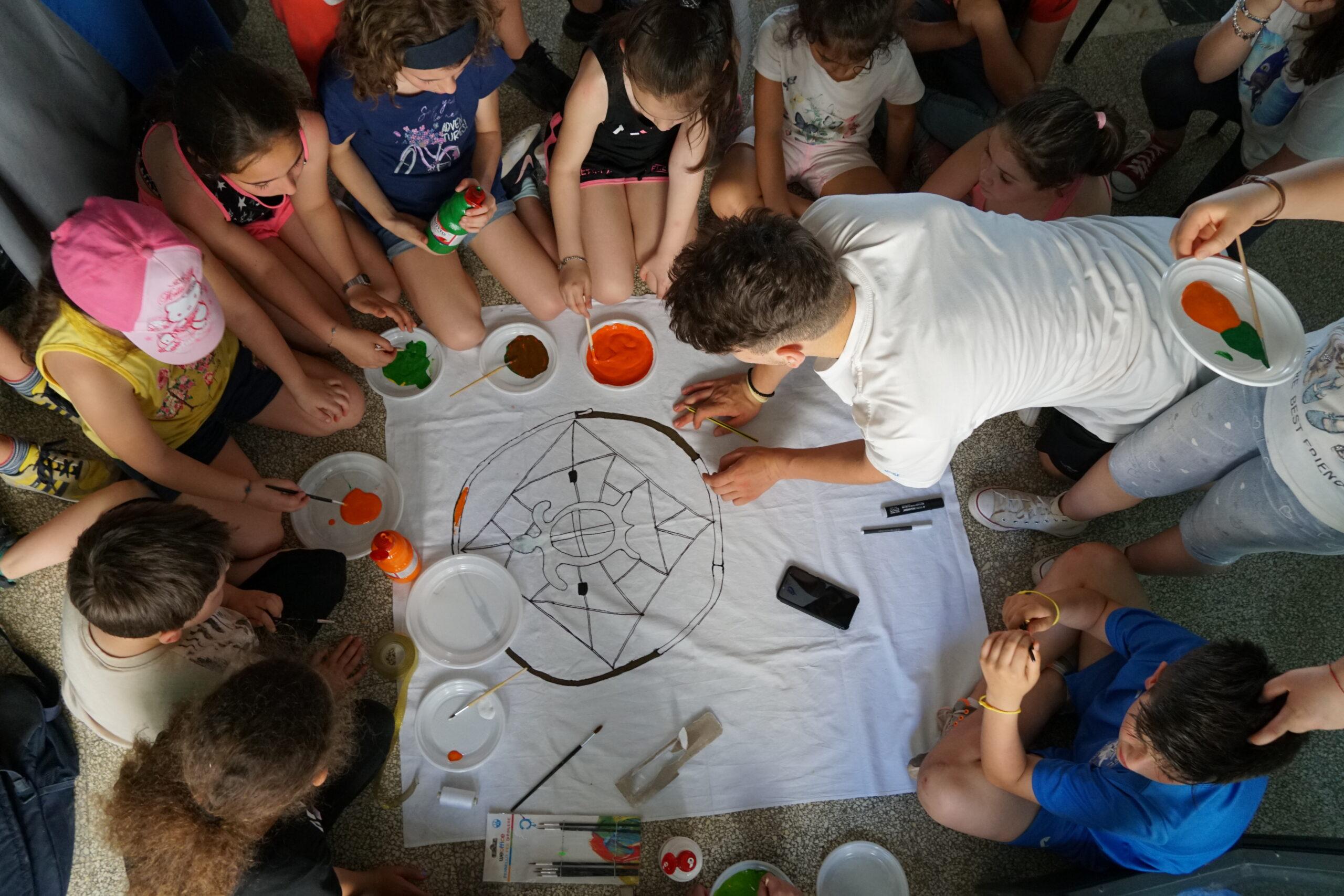 Voluntariado social internacional - Trabajar con niños - Italia- Sezze